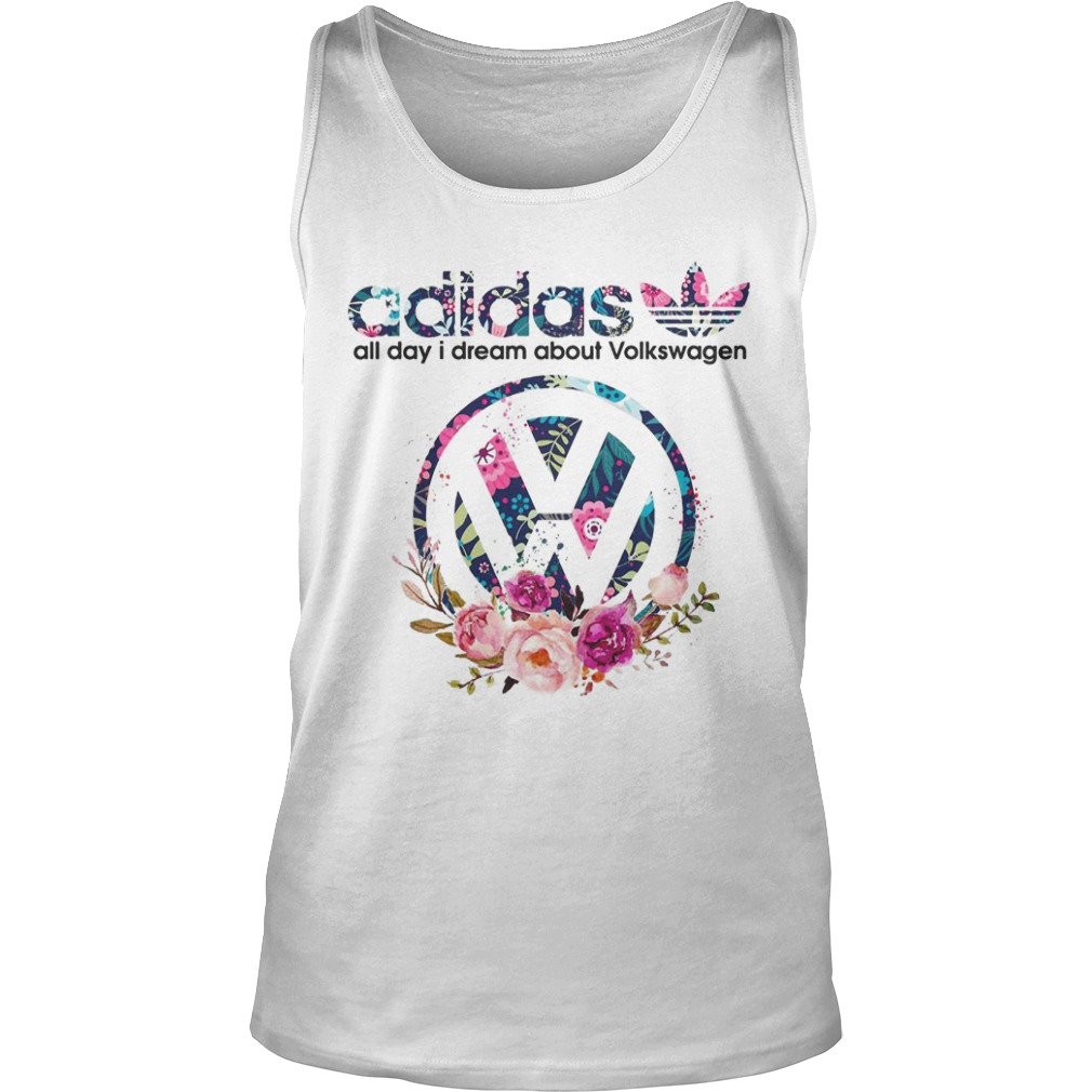 Adidas All Day I Dream About Volkswagen Tank Top