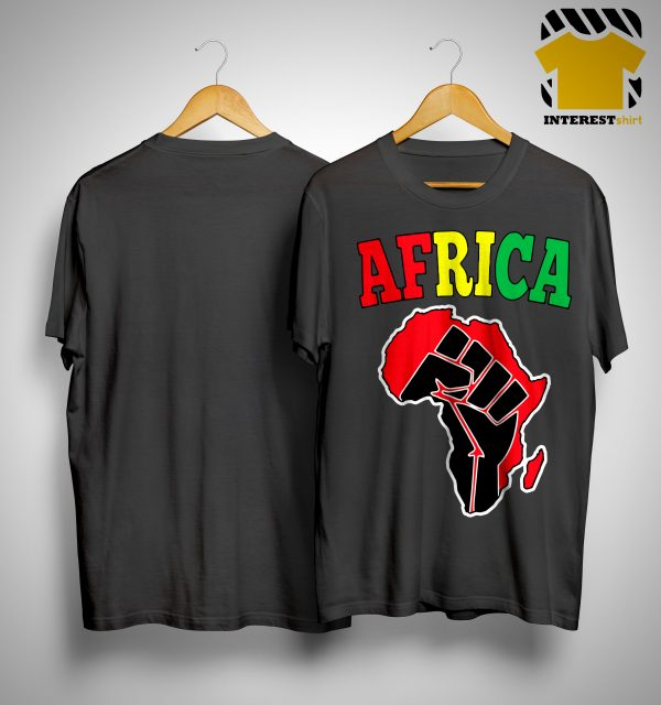 Africa Black Power Shirt