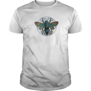 Alisa Blue Honey Shirt