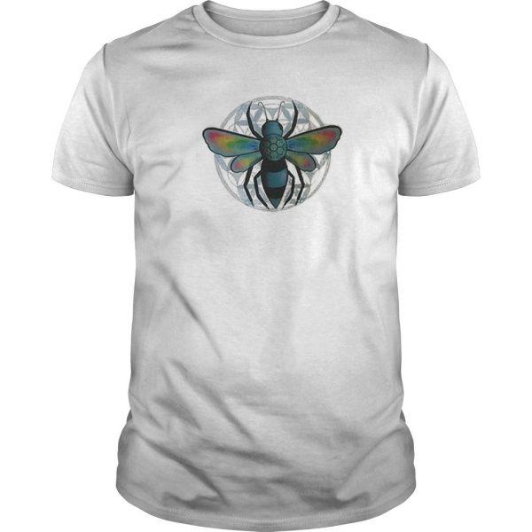 Alisa Blue Honey Shirt