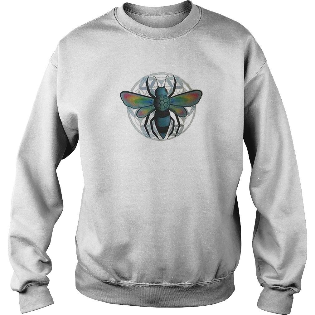 Alisa Blue Honey Sweater