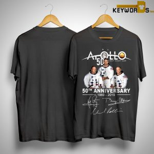 Apollo 50th Anniversary 1969 2019 Shirt