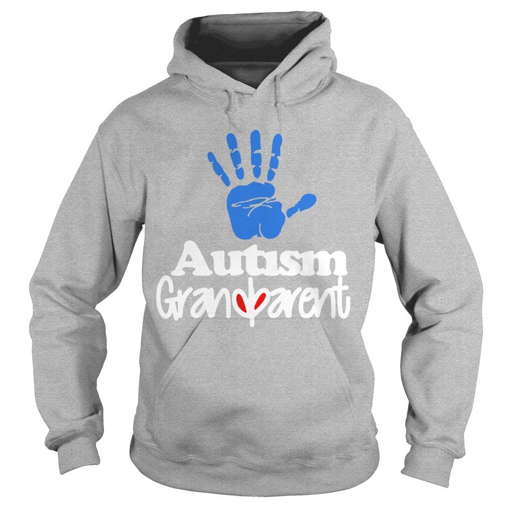 Autism Grandparent Hoodie
