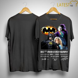 Batman 30th Anniversary 1989 2919 Shirt