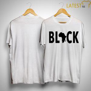 Black Africa Wakanda Black Panther Melanin African Shirt