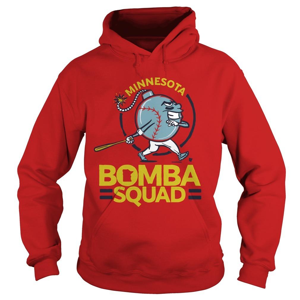 Bomba Squad Twins Hoodie