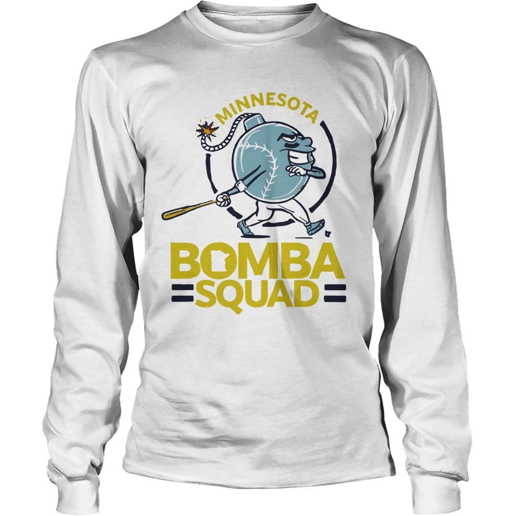 Bomba Squad Twins Long Sleeve Tee
