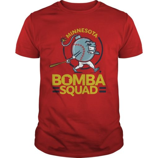Bomba Squad Twins Shirt