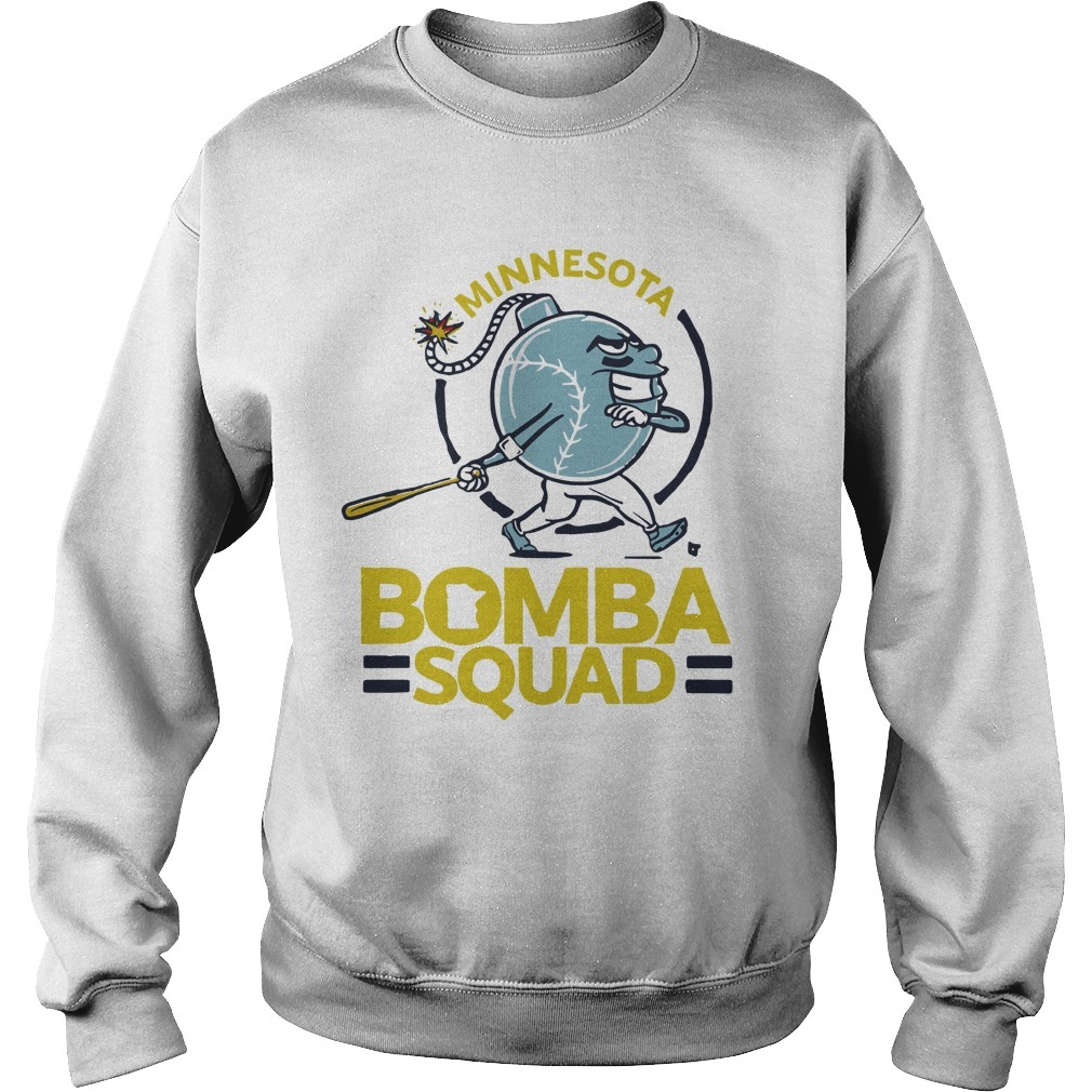 Bomba Squad Twins Sweater