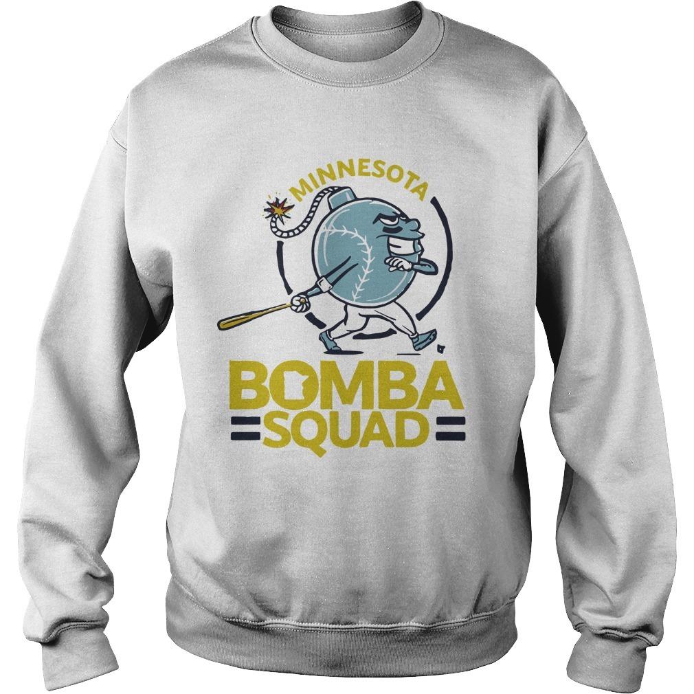 Bomba Squad Twins Sweater