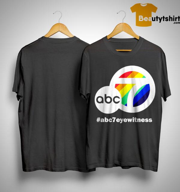Brandi Hitt #abc7eyewitness Shirt