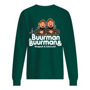 Buurman Buurman And Kloppuh And Chuivuh Sweater