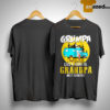 Camping Grumpa Like A Regular Grandpa Only Grumpier Shirt