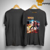 Captain Iron Man Ant Man Back For The Infinity Stones Shirt