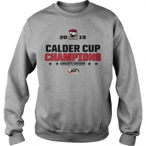Charlotte Checkers 2019 Calder Cup Champions Sweater