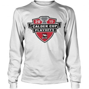 Charlotte Checkers 2019 Calder Cup Playoffs Longsleeve Tee