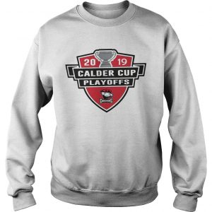 Charlotte Checkers 2019 Calder Cup Playoffs Sweater