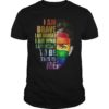 Charming Ruby Rose Lgbt I Am Brave I Am Bruised I Am Who I Am Meant To Be Shirt