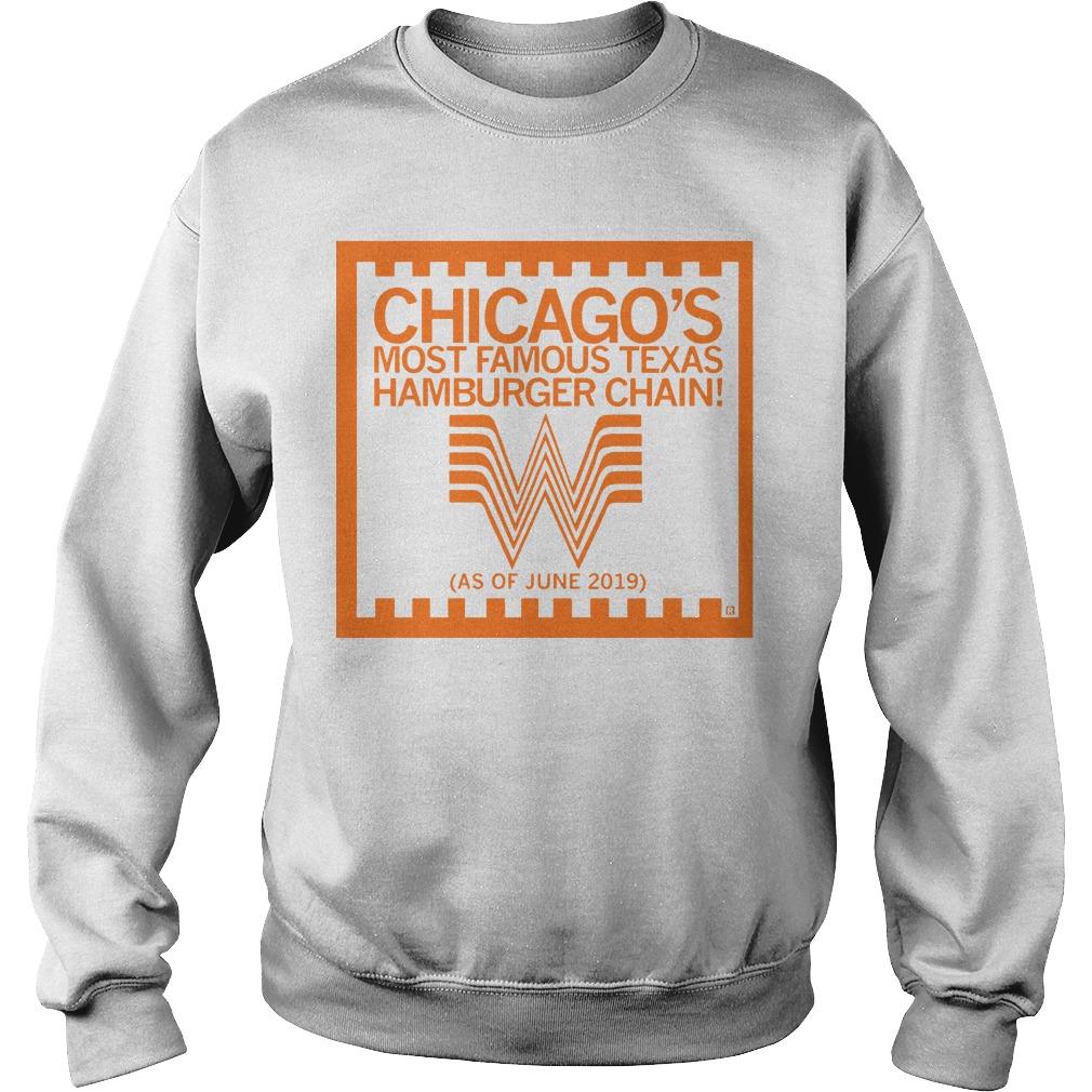 Chicago Whataburger Sweater