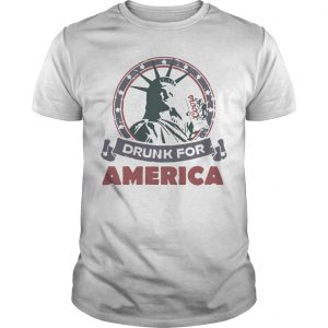 Coors Light Drunk For America Shirt