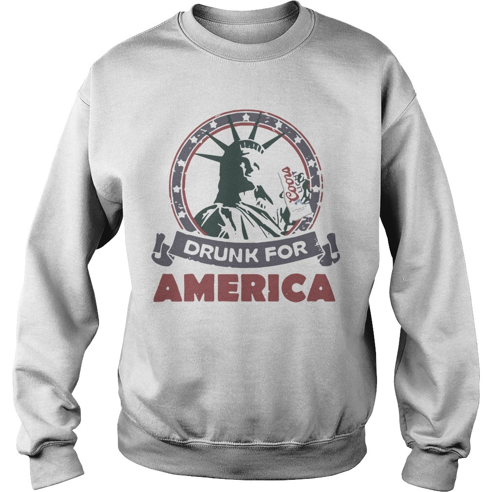 Coors Light Drunk For America Sweater