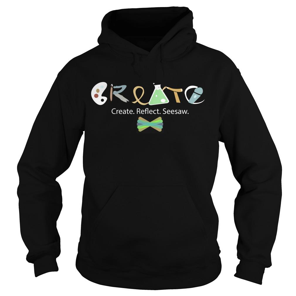 Create Create Reflect Seesaw Hoodie
