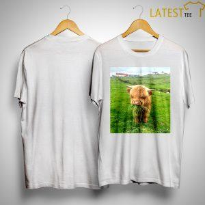 Cute Scottish Highland Cattle Shirt