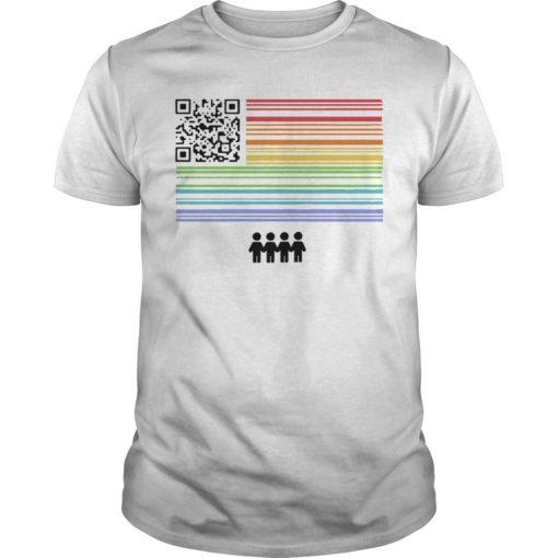 Delaney Tarr The Trevor Project #MarchForOurLives Pride Shirt