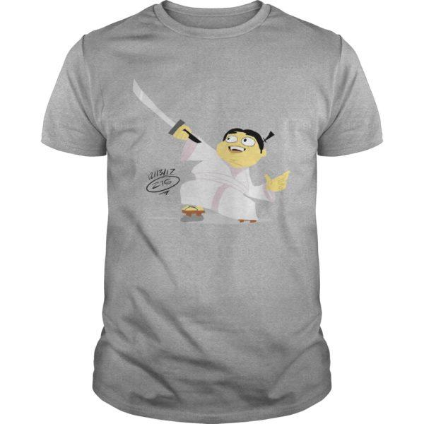 Deputy Rust Samurai Shirt