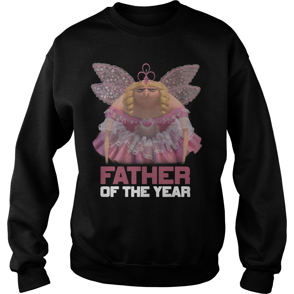 Despicable Me Fairy Gru Father Of The Year Sweater