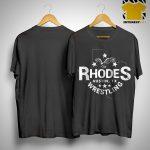 Dustin Rhodes Austin Tx Wrestling Shirt
