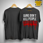 Dwayne Johnson Guns Don't Kill People Clintons Do Shirt