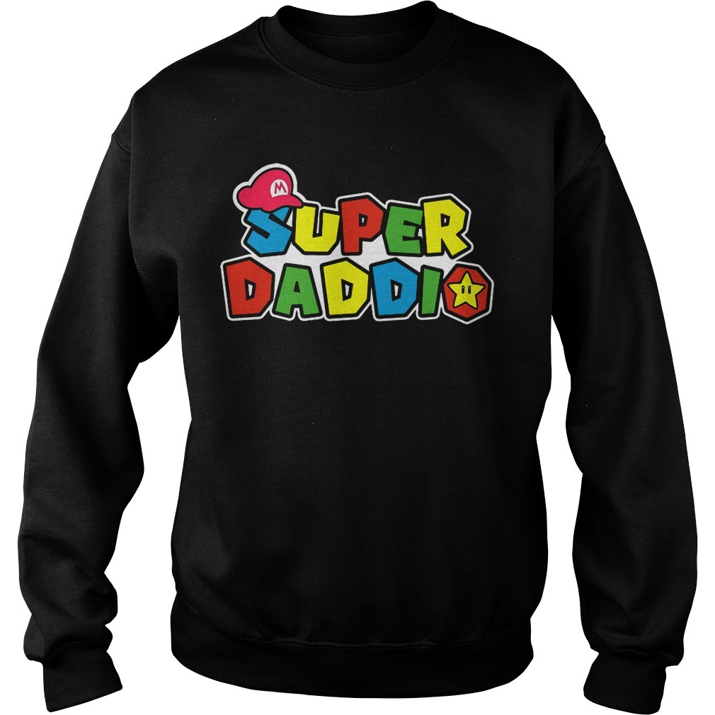 Father's Day Super Daddio Sweater
