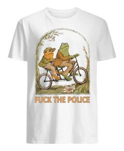 Frog And Toad Fuck The Police Shirt