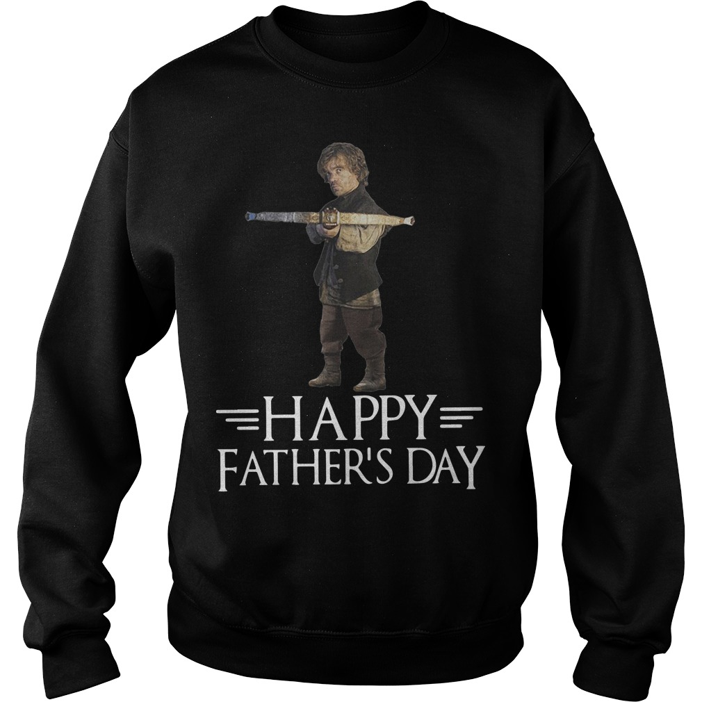 GOT Tyrion Lannister Happy Father's Day Sweater