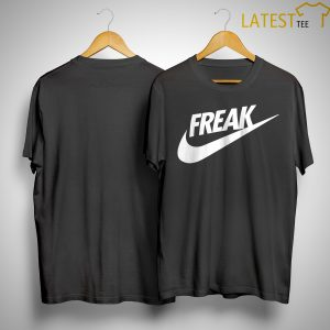 Giannis Antetokounmpo Greece Basketball Nike Freak Shirt