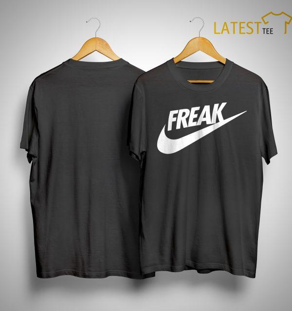 Giannis Antetokounmpo Greece Basketball Nike Freak Shirt