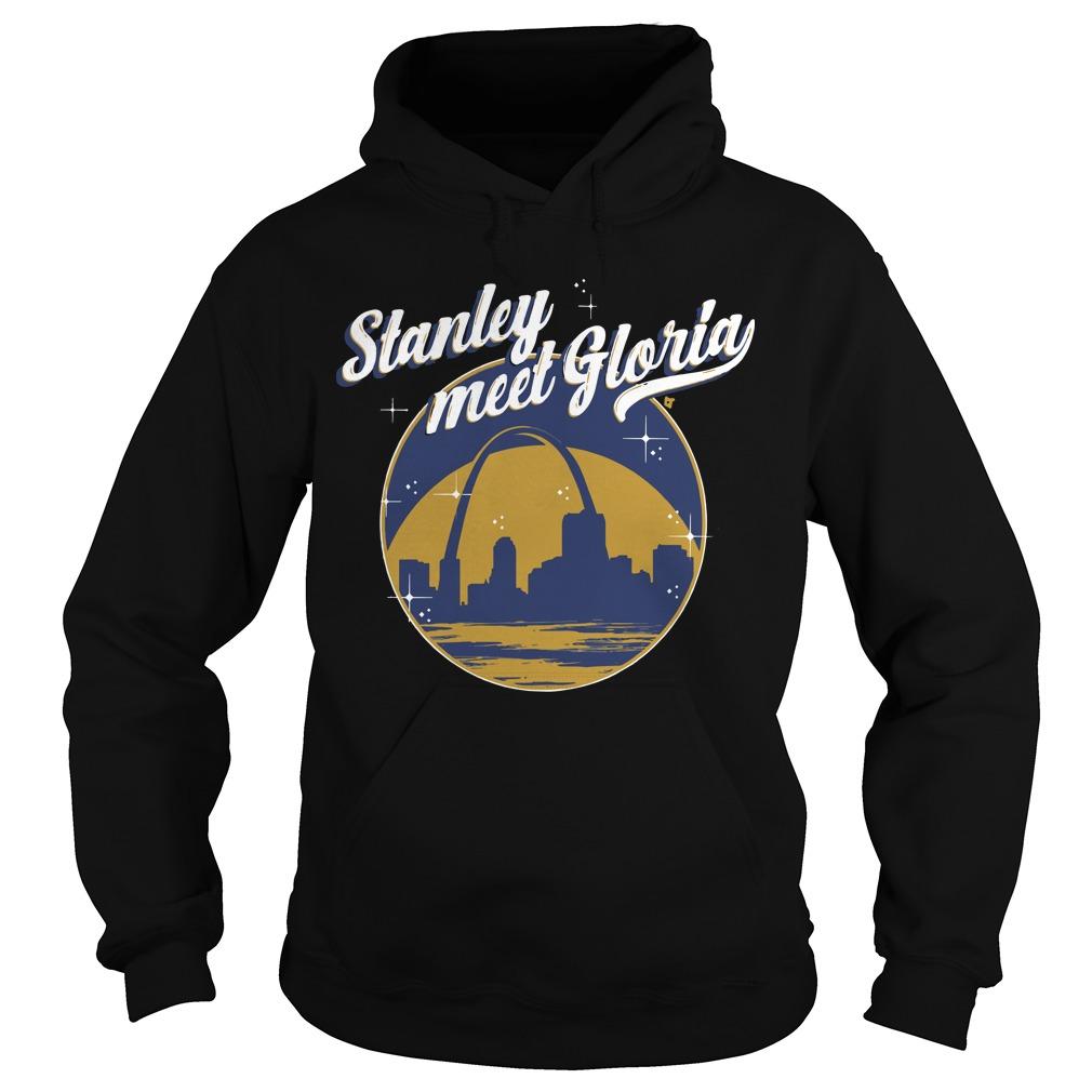 Gloria Meet Stanley Hoodie