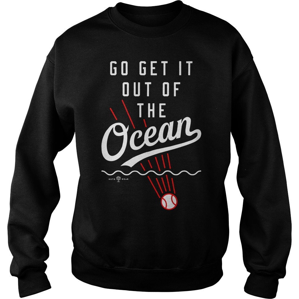 Go Get It Out Of The Ocean Sweater