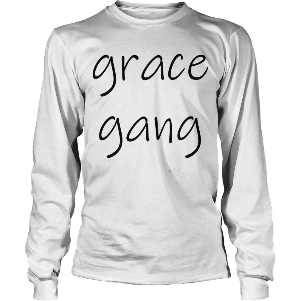 Grace Gang Long Sleeve Tee
