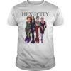 Hex And The City Shirt