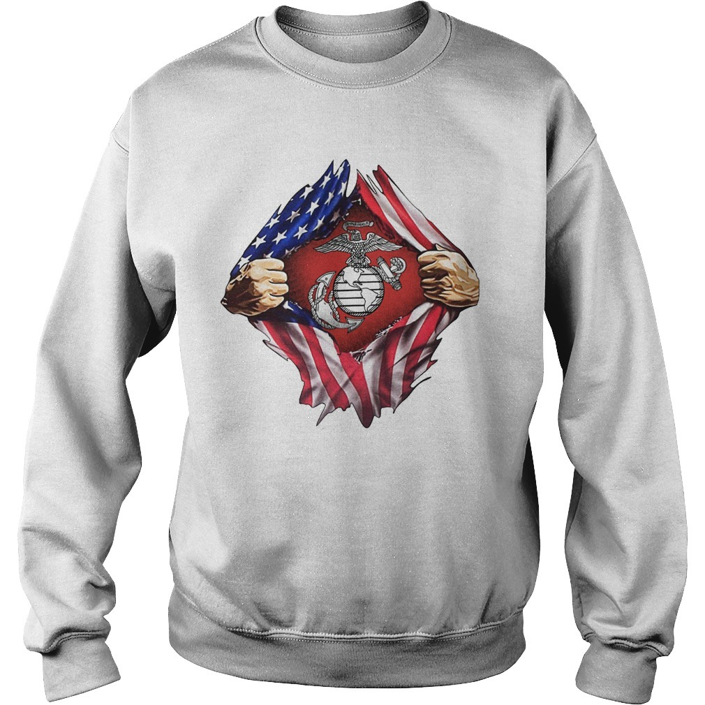 Independence Day American Flag Mr Classic Sweater