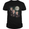 Jake Tapper Three Wolf Moon Shirt