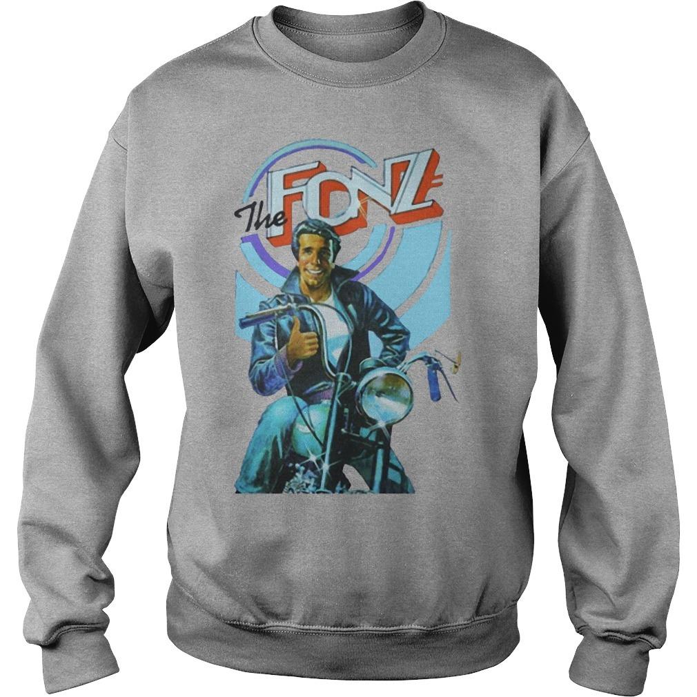 Jeff Dye The Fonz Sweater