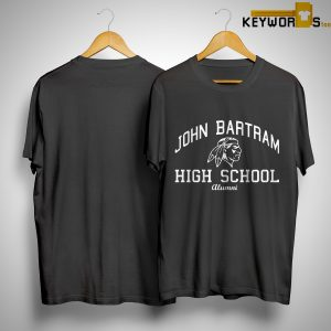 John Bartram High School Alumni Shirt