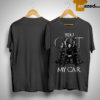 John Wicks Iron Thrones You Got My Car Shirt