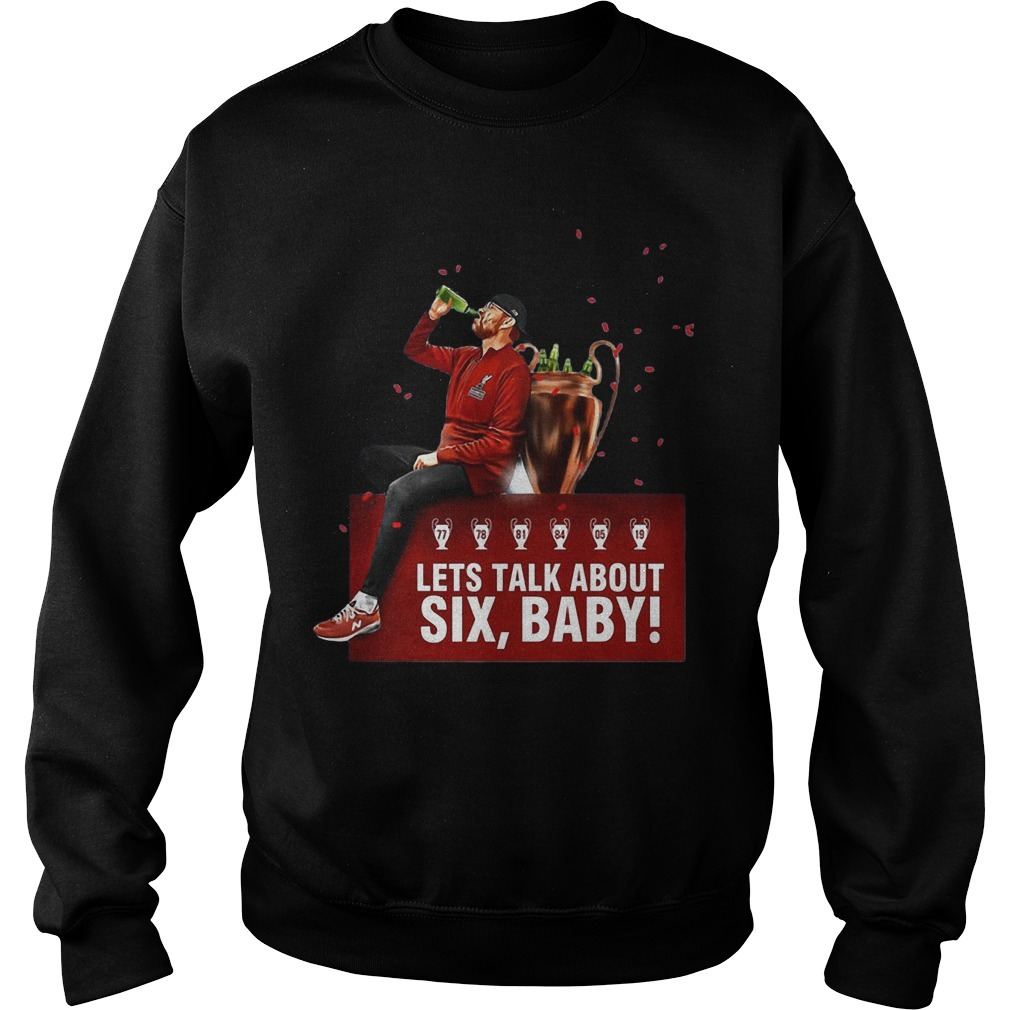 Jurgen Klopp Lets Talk About Six Baby Sweater