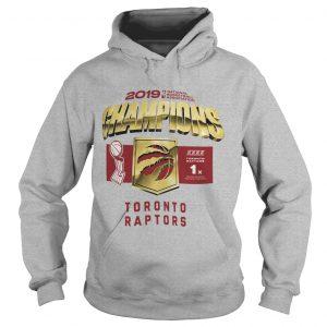 Kawhi Leonard Toronto Raptors Championship 2019 Hoodie