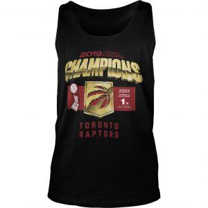 Kawhi Leonard Toronto Raptors Championship 2019 Tank Top