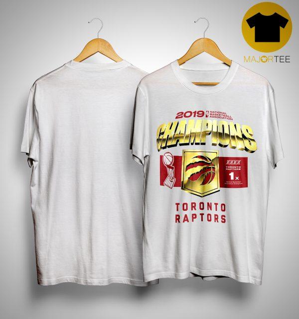 Kawhi Leonard Toronto Raptors Championship Shirt 2019